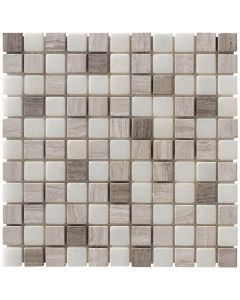 Mosaico SOUL Wooden Grey Mix art. 0213/SWG