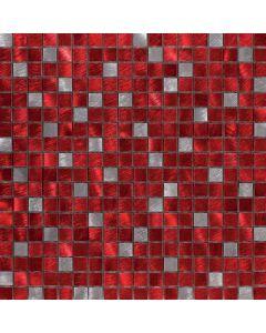 Mosaico ALUSHADE/1,5 COLORATO Red art. 0578/ASD-01