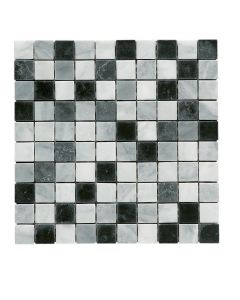 Mosaico CESENA Nero Mix art. 0813/CSAM
