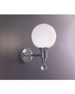 Applique a parete con finale cristallo art. 1062 SL LED