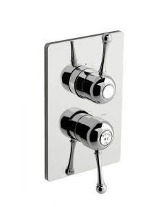 Miscelatore doccia incasso a quattro uscite MELROSE 70 art. 70.5019.8