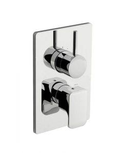 Miscelatore doccia incasso a tre uscite DAILY 44 art. 44.5018.8
