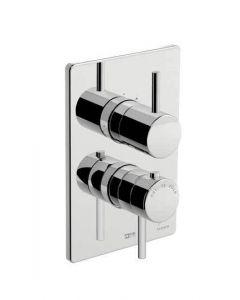 Miscelatore doccia incasso termostatico a quattro uscite SWEET 46 art. 88.8019.8