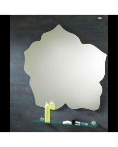 Specchio sagomato filo lucido art. 1001 PEONIA