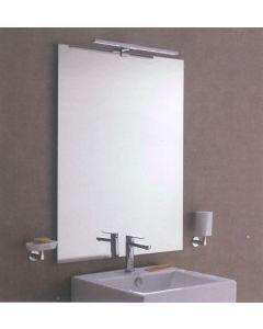 Specchio rettangolare filo lucido reversibile art. 499