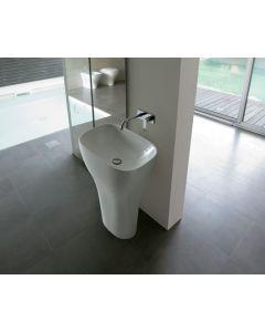 Lavabo monolito GENESIS 60.30 art. GEM61.BI