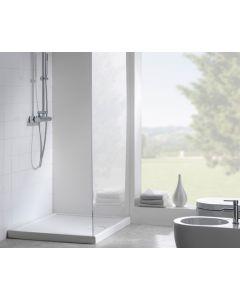 Piatto doccia DOCCIABELLA 80.120 art. DB120.AS