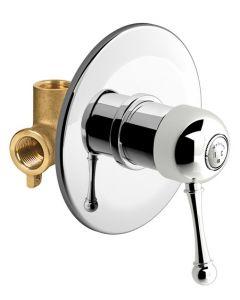 Miscelatore doccia incasso MELROSE 70 art. 70.4310.2