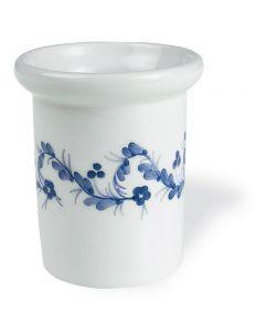 Bicchiere in ceramica d'appoggio art. 744