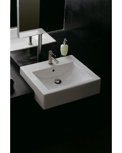Lavabo SQUARE 60/D art. 8007/D
