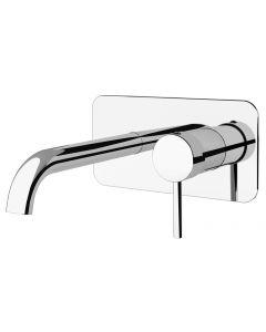 Parte esterna miscelatore lavabo incasso CLEO 84 art. 84.1010.8