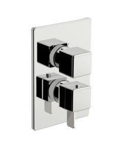Parte esterna miscelatore doccia art. 85.8017.8