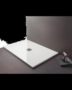 Piatto doccia DOCCIATRE 100 x 70 cm. Bianco lucido art. DT101BI