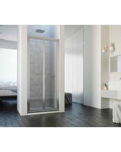 Porta doccia a soffietto CONTEMPORARY art. 143-TRA