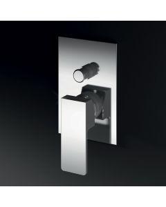 Miscelatore doccia con deviatore + parte incasso FURO art. FUR35-1 art. IST35-1