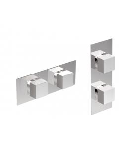 Miscelatore verticale/orizzontale 2 o 3 vie IL QUADRO art. 213-CR