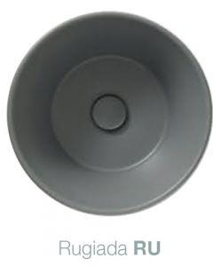 Piletta in ceramica scarico libero Bagno di Colore: RUGIADA art. FI024RU