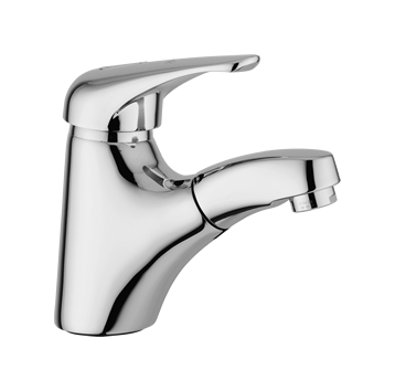 Miscelatore lavabo con doccetta KELLY art. 2522A